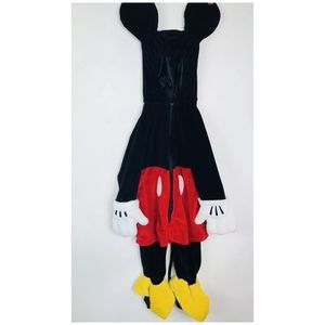 Disney Store Mickey Mouse Costume Dress 6-12 mos